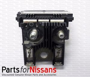 genuine oem nissan xterra pathfinder frontier fuse block. Black Bedroom Furniture Sets. Home Design Ideas