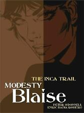 Modesty Blaise: The Inca Trail (Modesty Blaise (Graphic Novels)), Peter O'Donnel