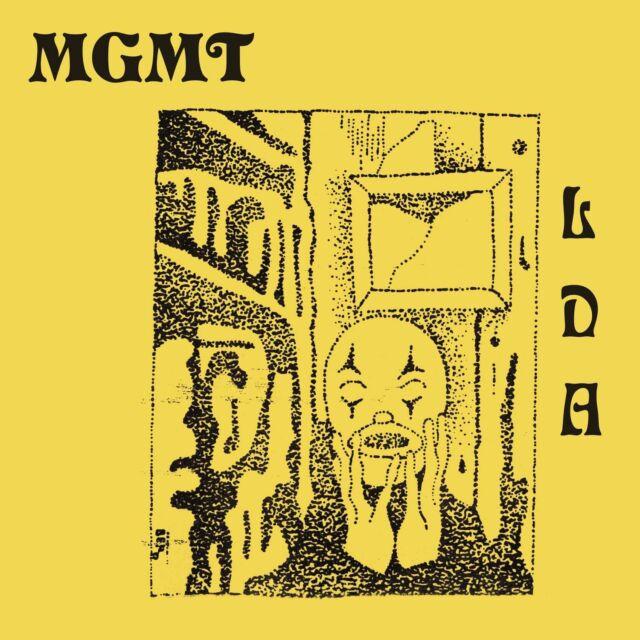 MGMT Little Dark Age LP Vinyl BRAND NEW 2018