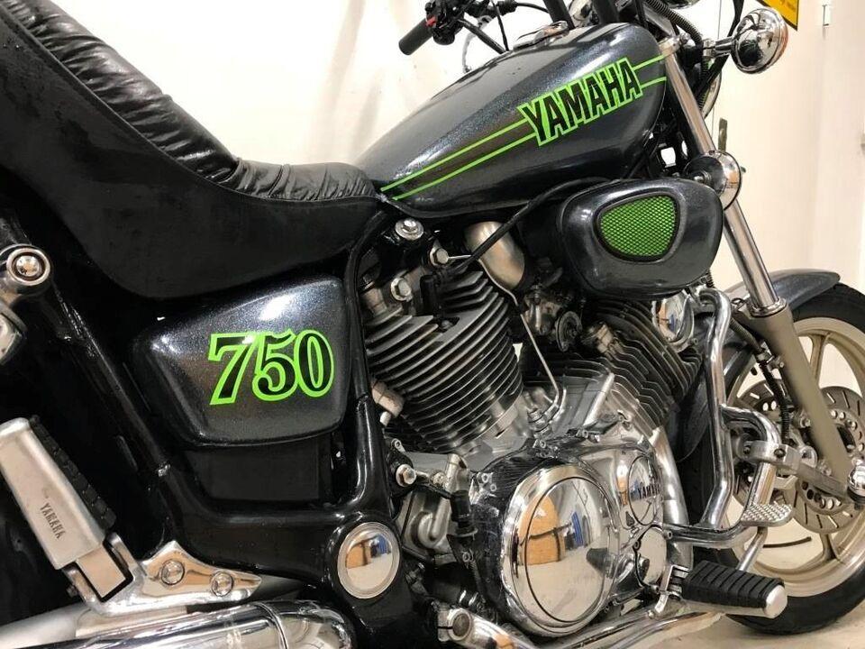 Yamaha, XV 750 VIRAGO, 750
