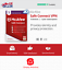 miniatuur 1 - McAfee Safe Connect Premium VPN PC/Mobile Security, 5 Devices, 1 Year - Email