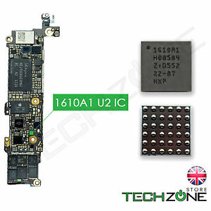 Details about U2 Charging IC 1610A1 Chip for iPhone 5S 5C iPad Mini 2 iPad  Air BGA Power IC