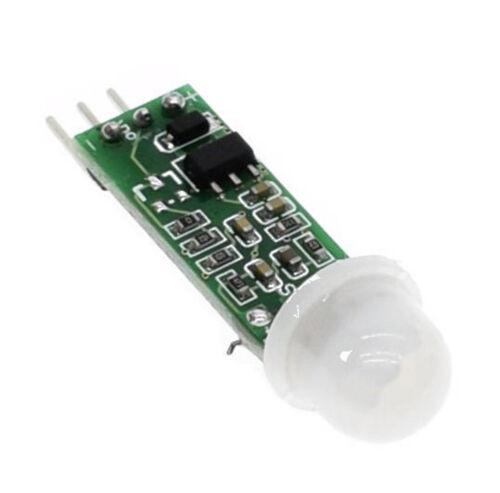 New SR501 SR501 SR04 HC Mini PIR Infrarot Sensor Module for Arduino