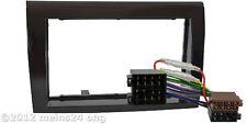 FIAT Bravo 198 07> Radio Blende 2DIN Rahmen Adapter ISO