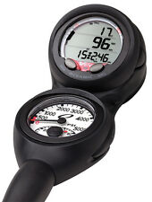 Oceanic Veo 2.0 Combo personal scuba diving computer with psi SPG Pressure Gauge