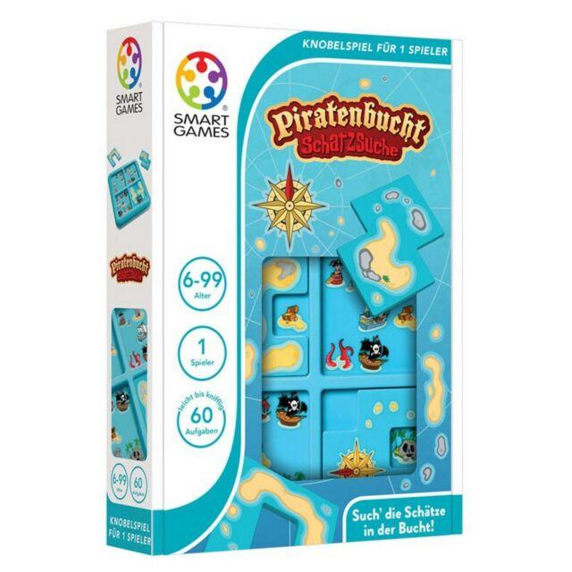 Piratenbucht Kompaktspiele SMART GAMES 432
