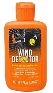 Dead-Down-Wind-Checker-Odorless-Wind-Detector-Micro-Powder-Hunting-Stalking-NEW