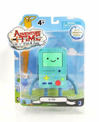 Adventure Time Avec Finn /& Jake B-Mo Action Figure #14218 par Jazwares