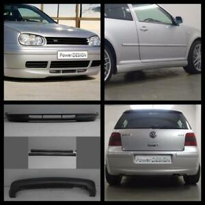 body kit vw golf iv 4 mk4 25th anniversary abs plastic. Black Bedroom Furniture Sets. Home Design Ideas