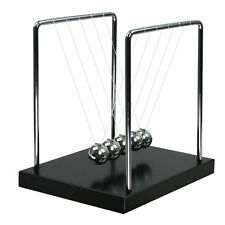 US Stock Newton Cradle Balance Ball Science Psychology Pendulum Desk Toy Gift