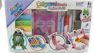 Sabine-Trend-Origami-Blocks-Falltechnik-605-Starter-Set-601-Beginner-Kit-Sp-204
