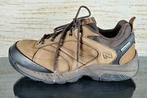 Details about NEW BALANCE 955 Men's Size 8 4E Brown Gore-Tex Country Waterproof Walker Shoes