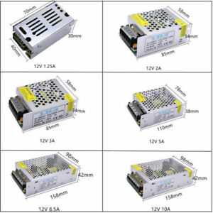 5V/12V24V éclairage Transformateur 2 A 30 A Switching Power Supply 60 W 120 W 150 W 360 W