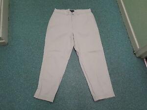Ralph-Lauren-Chatfield-Pant-Jeans-Waist-36-034-Leg-34-034-Faded-Off-White-Mens-Jeans