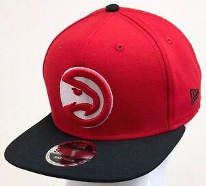 new styles 009f6 436e1 Image is loading NEW-ERA-NBA-2TONE-9FIFTY-SNAPBACK-ATLANTA-HAWKS-