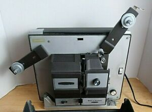 Vintage Bell & Howell Autoload 456A Super 8 Movie Film Projector