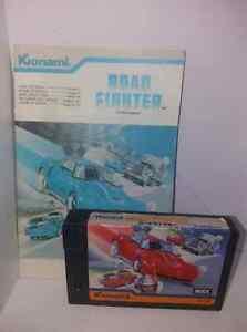 Road-fighter-msx-leaflet-cartridge-game-cartridge-msx