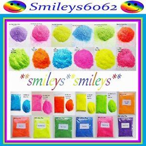 NEON-GLITTER-NAIL-ART-CRAFT-WINE-GLASS-NON-TOXIC-008-040-Ultra-Fine