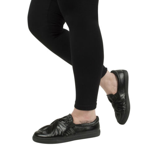 Damen Slipper Flach Schleife Knot Torsion Turnschuhe Turnschuhe Schuh Größe