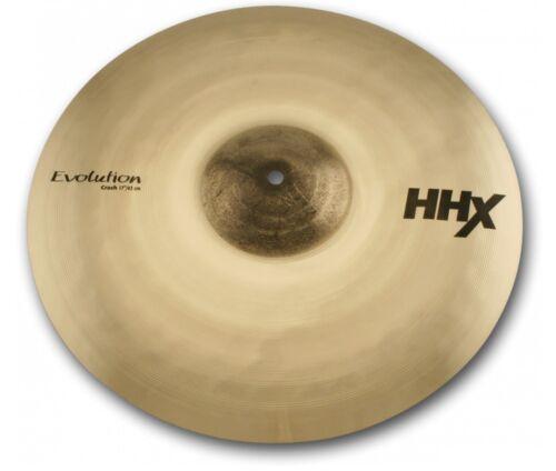 "Sabian HHX 17/"" Evolution Crash Brilliant"
