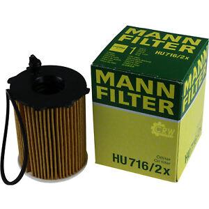 Original-hombre-filtro-filtro-aceite-filtro-hu-716-2-x-filtro-Oil