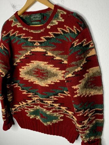 Ralph Lauren Polo Country Medium Southwestern Knit