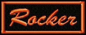 ROCKER-BIKER-PATCH