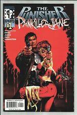 Punisher Painkiller Jane #1 Jan 2001 Garth Ennis Story Joe Jusko Cover & Art FN