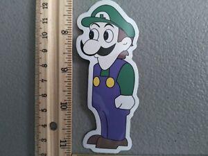Details About Sale Youtube Poop Weegee Meme Luigi Mario Nintendo Vinyl Decal Sticker Car Truck