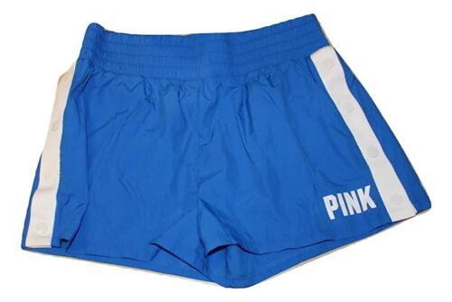 Logo Blu Nylon Nwt Victoria's Colore Secret alta Pink corto Vita Xsmall 6w7EOxp1q