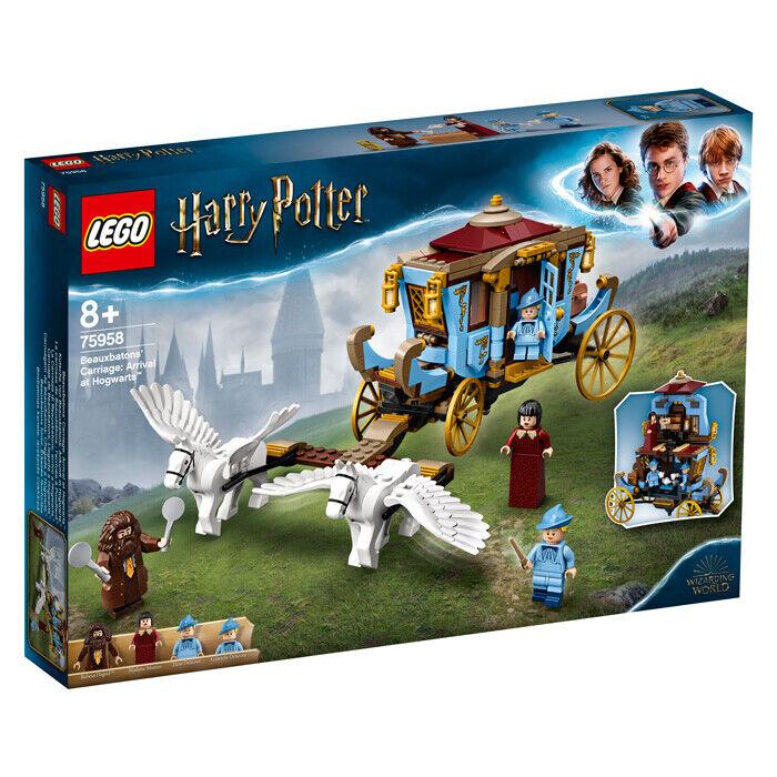 Lego ® harry potter ™ 75958 Cocheruaje de Beauxbatons  llegada en Hogwarts ™