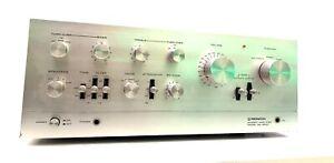 PIONEER-SA-9500-MK-I-Stereo-Amplifier-Vintage-1975-160-W-RMS-High-End-Like-NEW