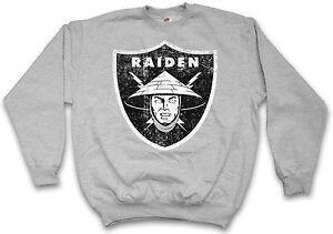 Liu Kombat Mk Earthrealm Sweatshirt Raiders Logo Pullover Kang Raiden Mortal pXcwg7qxpz