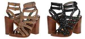 772a7fdf1 Image is loading Sam-Edelman-Keith-Croc-Embossed-Footbed-Studded-Sandals-