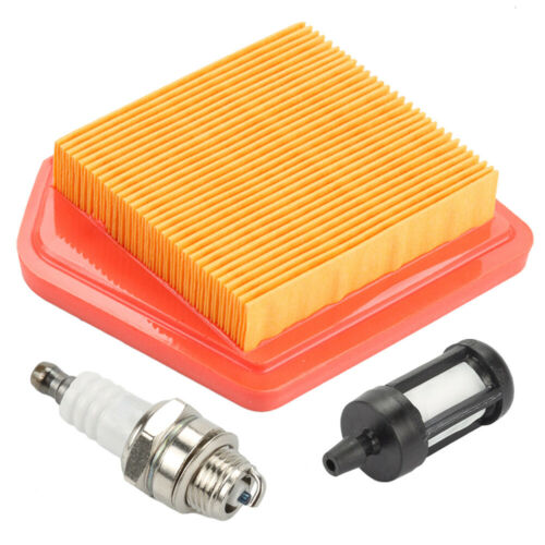 Air filter kit for Stihl FS240 FS260 FS360 FS460 FR410 FR460 Trimmer 14072 BTT