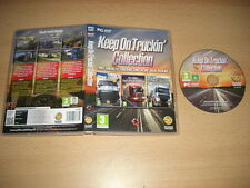 KEEP ON TRUCKIN' COLLECTION Pc EURO TRUCK + TRUCK DRIVING + TRUCKS & TRAILERS
