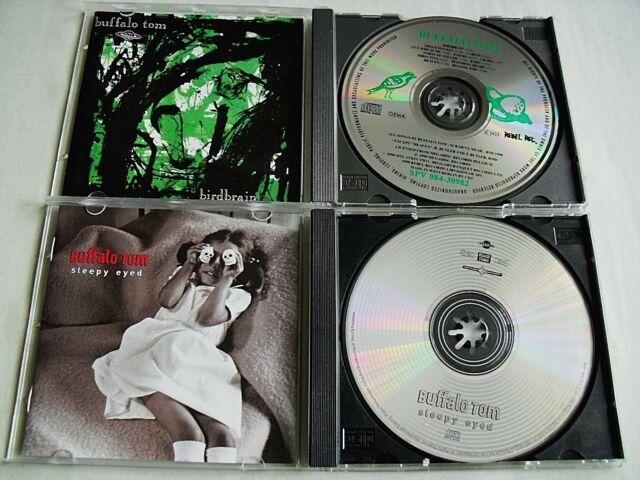 Buffalo Tom – 2CD`s: Birdbrain, Sleepy Eyed