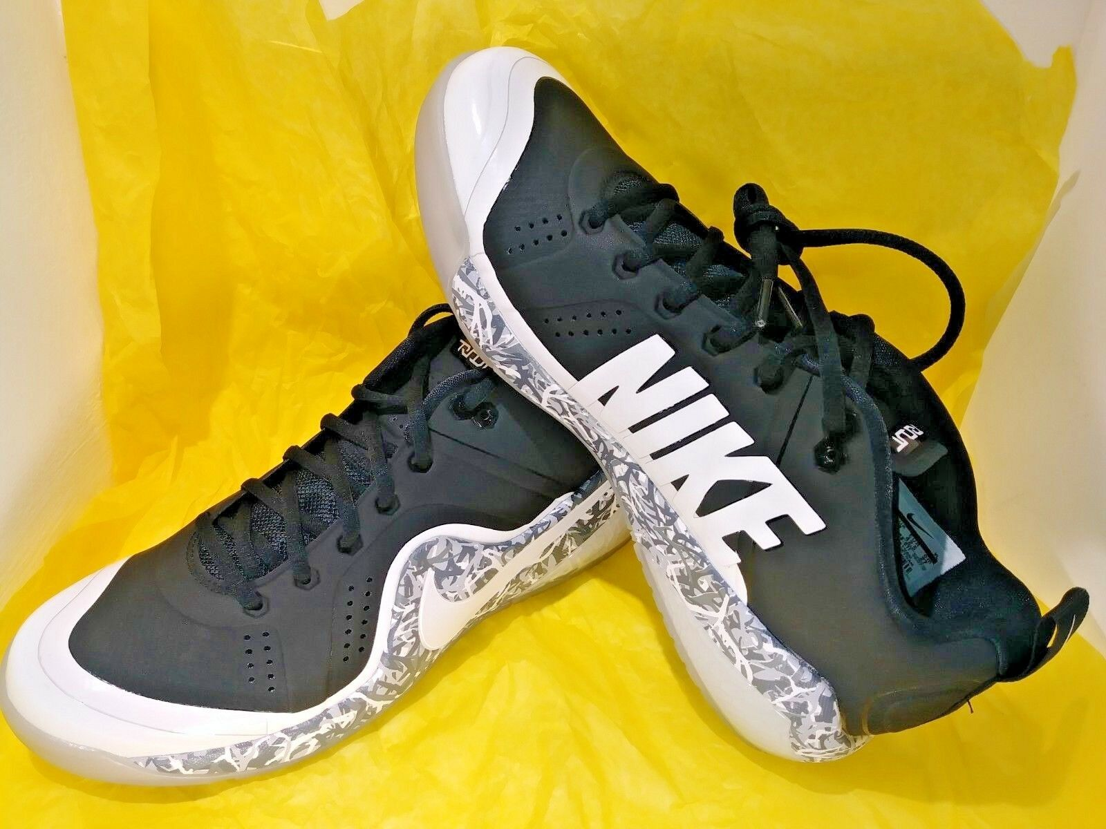 Nike MEN'S FORCE ZOOM Trout 4 Turf TRAINING shoes SIZE 10  NEW  917838-001