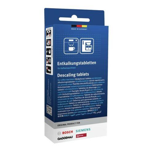 3er Set Entkalkungstabletten 00311821 ersetzen Bosch 00311819 TCZ8002 00576694
