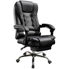 Task High Back Big And Tall Desk Chair Heavy Duty Executive Ergonomic Leather