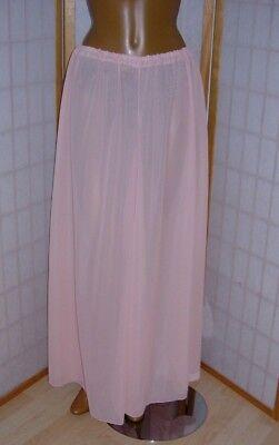 Angemessen Weite Transparent Nylon Hose Rosa Marlene Hose - Palazzohose Elastischer Bund! StraßEnpreis