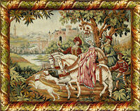Dolls House Canvas Art Wall Hanging Tapestry Picture Miniature 1/12th Scale #83