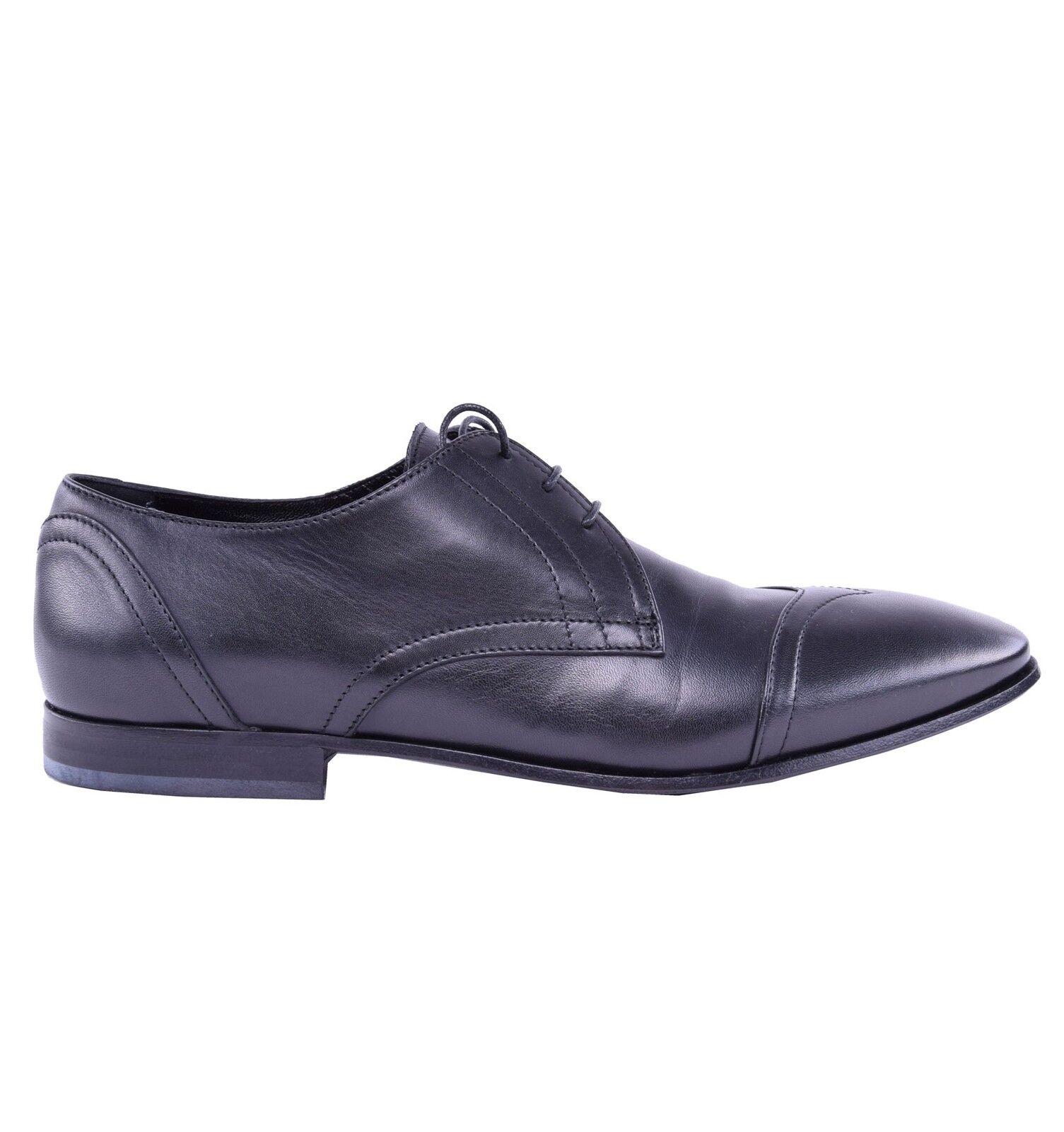 ti renderà soddisfatto JOHN GALLIANO GALLIANO GALLIANO Business Calf Leather scarpe nero 03968  benvenuto a scegliere