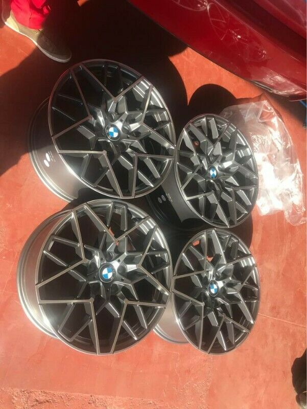 F30 19 inches 8.5j and 9.5j BMW 5/120 for sale
