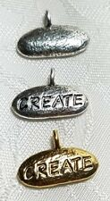 100 wholesale lead free pewter tank charms 1208