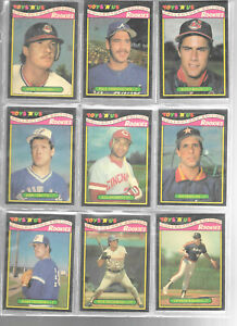 1987-Toys-R-Us-Rookies-Baseball-Cards-Lot-Of-24