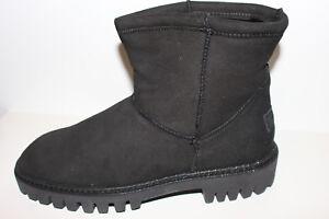 Schwarz 239 Green 4 Gefüttert Boots Gr Paul Neu 37 6tqBHx