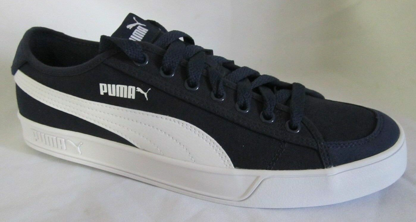 Puma Smash v2 Walking Vulk Cv  Blau  Men Walking v2 Schuhes 11 656de4