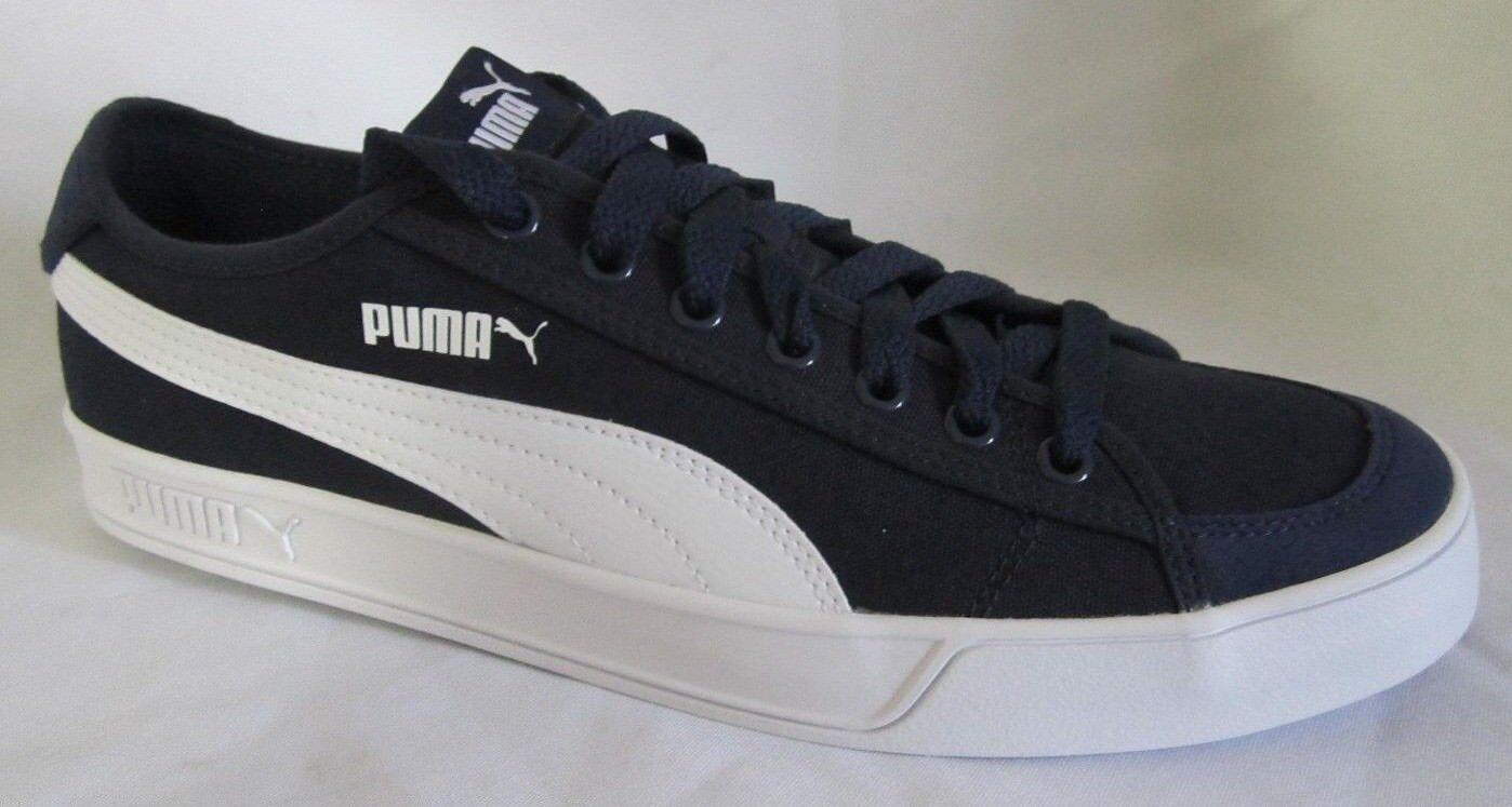 Puma Smash Zapatillas para hombre – Blanco Y En Negro – NEW Y En Y Caja f77881