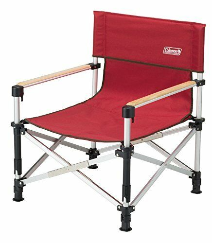 Coleman chair two way captain chair red 2000031282 NEW